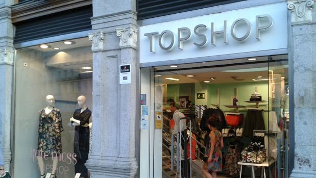 Tienda de Topshop