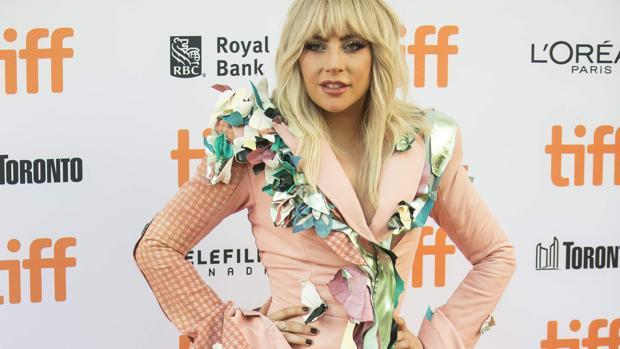 Lady Gaga en el Festival de Cine de Toronto