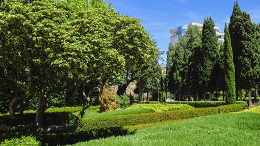 Los jardines de marivent abren hoy de nuevo sus puertas al for Jardines de marivent