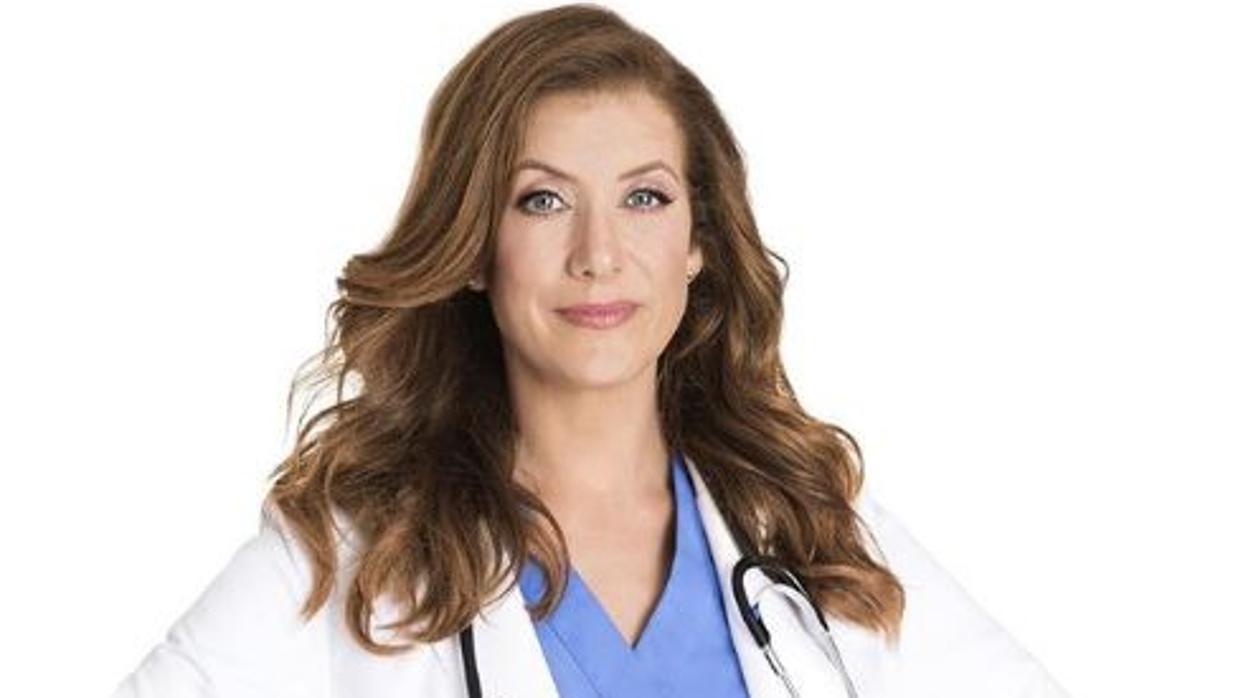 La actriz de «Anatomía de Grey», Kate Walsh, desvela que superó un ...