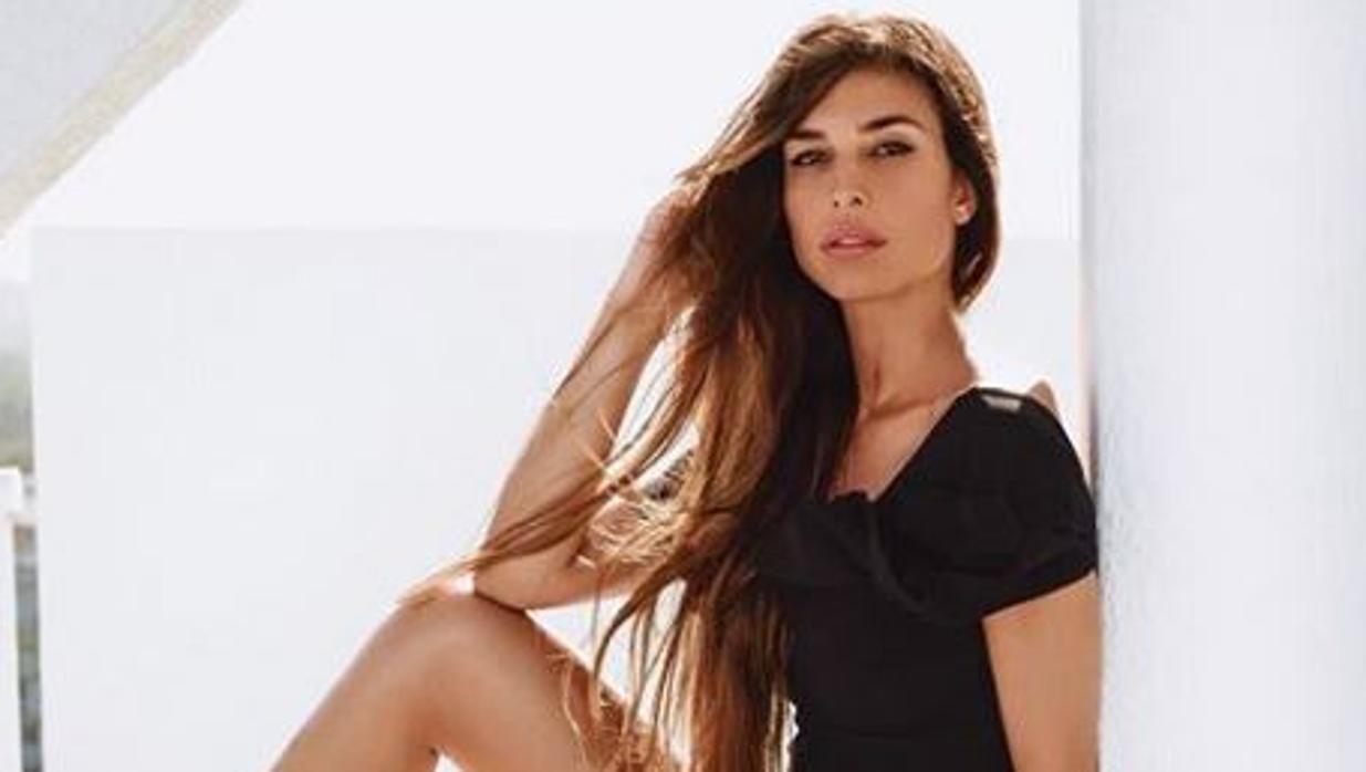 Elena Valencia, la modelo Miss Madrid que ha devuelto la sonrisa a Feliciano López