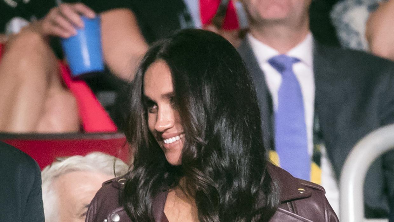 8616f405a Meghan Markle agota en pocas horas el vestido de su primer acto público