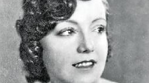 LA «Greta Garbo española» fue su apodo