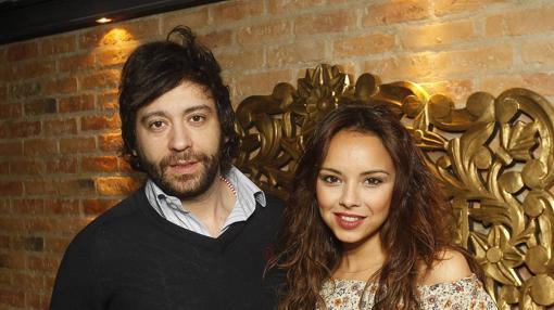 El empresario Alaín Cornejo y Chenoa