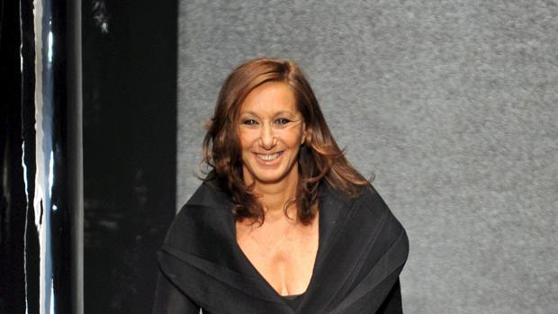 La diseñadora Donna Karan
