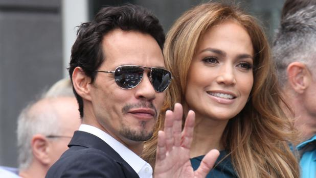 Marc Anthony, y Jennifer López