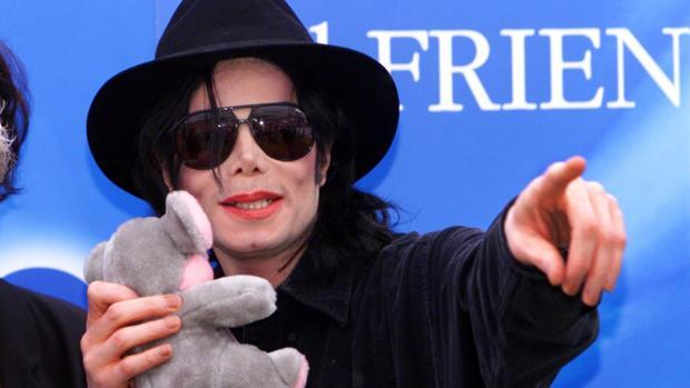 Los objetos personales de Michael Jackson 60c267dd8c3