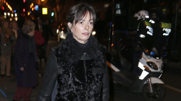 Matilde Solis, en diciembre de 2014