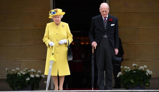 Isabel II y el duque de Edimburgo se casaron el 20 de noviembre de 1947