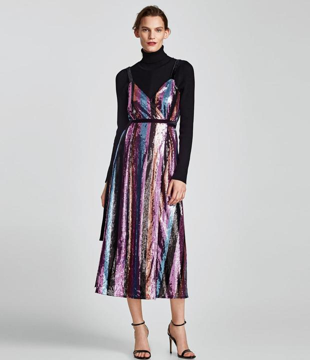 últimas tendencias de 2019 mejor baratas nuevo estilo de 2019 Zara: Black Friday Zara: Los diez vestidos imprescindibles