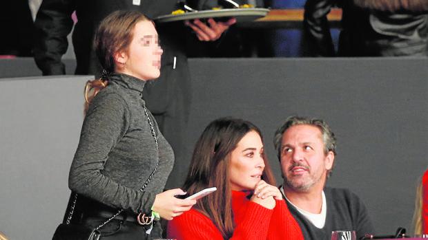 Alba, la hija de Vicky Martín Berrocal y Manuel Díaz «El Cordobés»