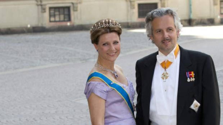 El exmarido de Marta Luisa de Noruega relata cómo Kevin Spacey se propasó con él