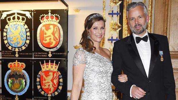 La princesa Marta Luisa de Noruega y su exmarido Ari Behn