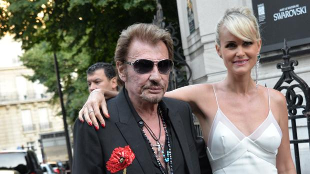 Johnny y Laeticia,
