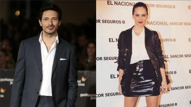 Andrés Velencoso y Luz Cipriota