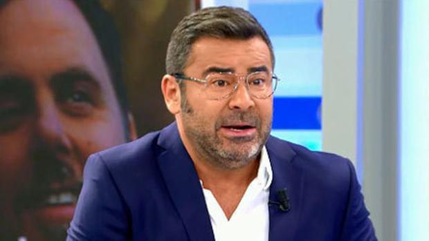 Jorge Javier Vázquez, durante su intervención en «El programa de Ana Rosa»