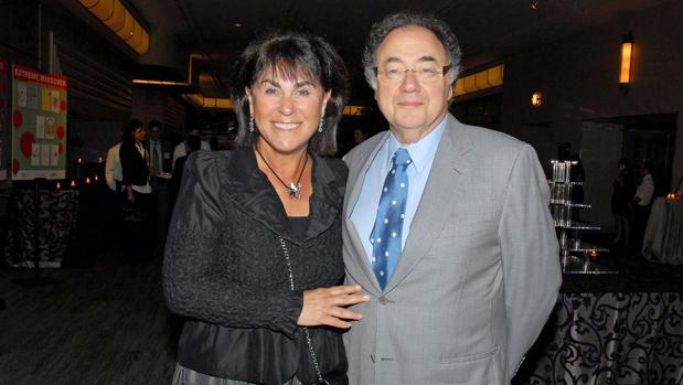 Barry y Honey Sherman