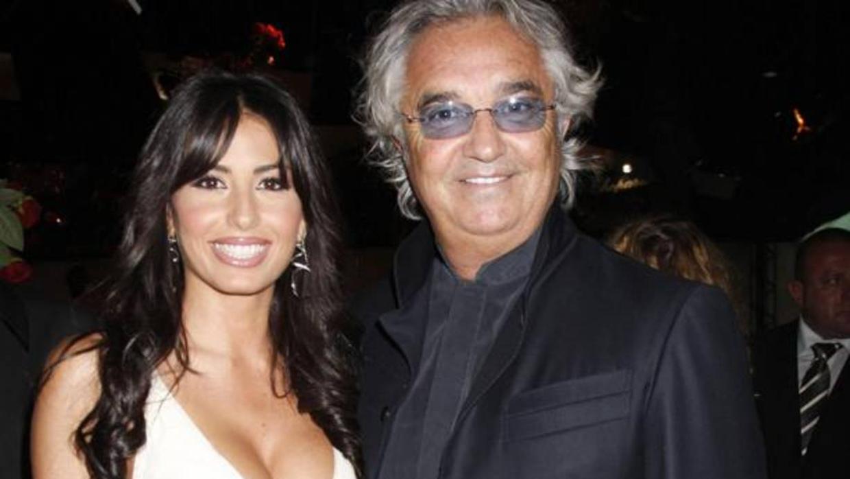 Flavio Briatore y Elisabetta Gregoraci ponen fin a sus once años de amor