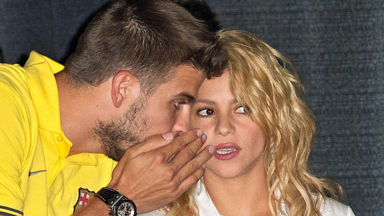 Las peores vacaciones de Piqué y Shakira