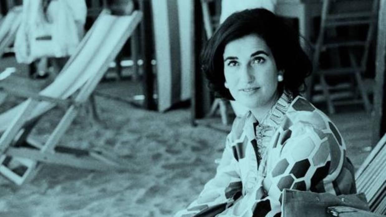 La elegancia contenida de Carmen Franco