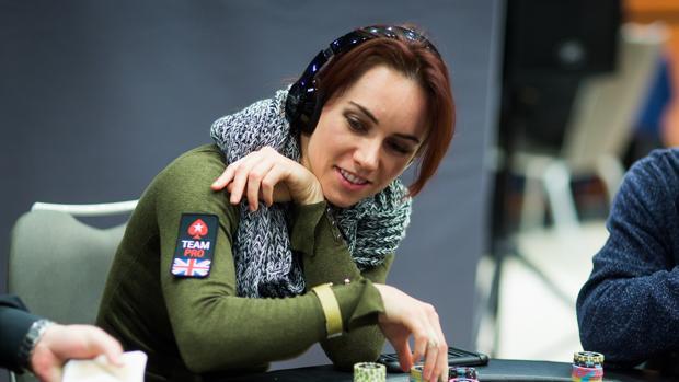 Liv Boeree, en un torneo celebrado en Praga, hace unos días