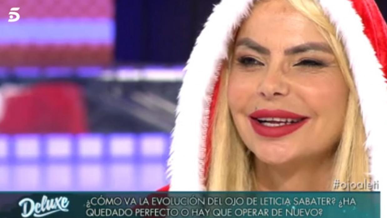 La nueva operación de estética de Leticia Sabater