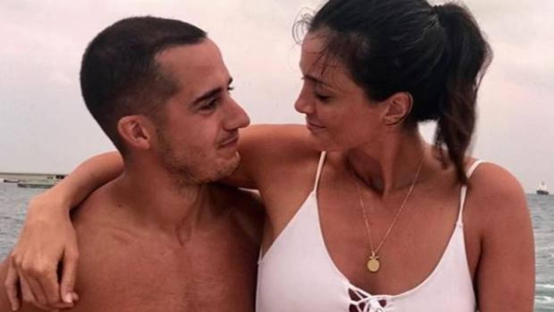 Lucas Vázquez, jugador del Real Madrid, anuncia que espera su primer hijo