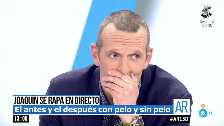Las entradas de Joaquín Prat desaparecen tras someterse a un retoque capilar