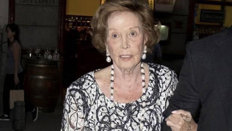 El funeral de Carmen Franco será este jueves