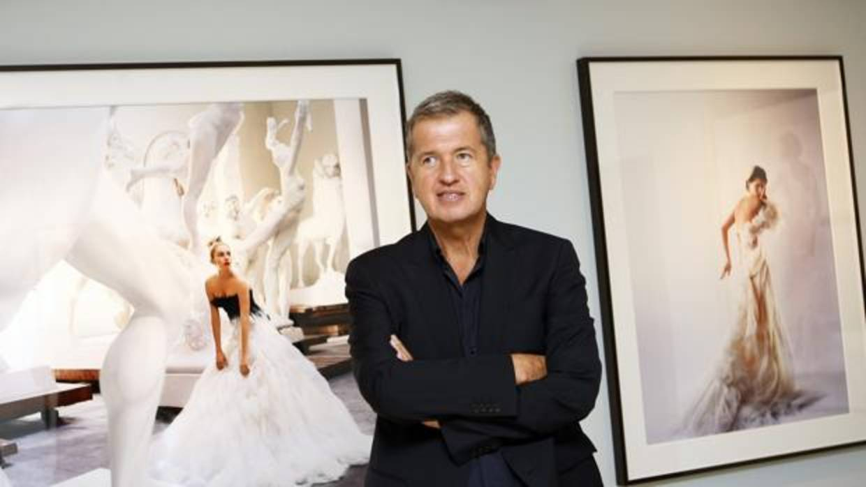 Modelos masculinos acusan de acoso sexual a los fotógrafos Bruce Weber y Mario Testino