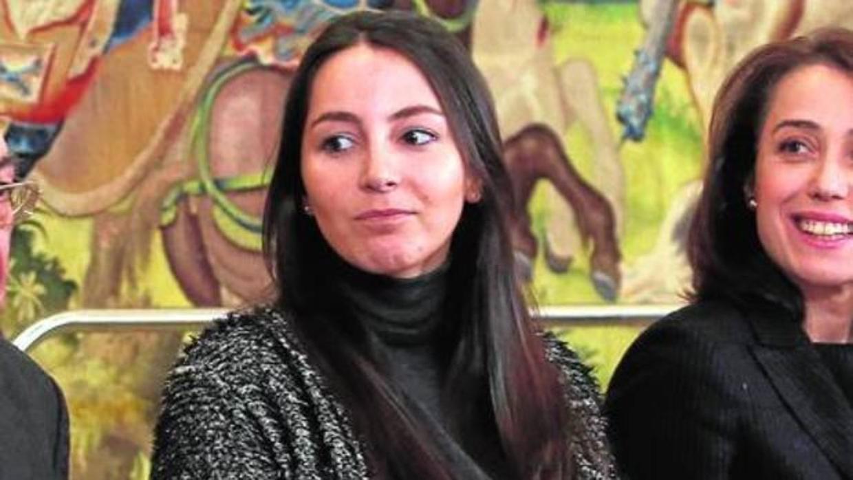 Alejandra Romero, duquesa de Suárez, prepara su boda tras un año de noviazgo