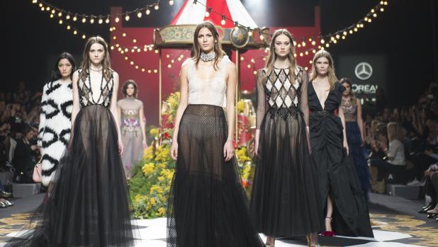 Desfile de Jorge Vázquez en la Mercedes-Benz Fashion Week de Madrid