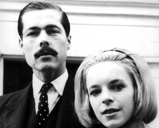 El matrimonio Lucan en los años 70