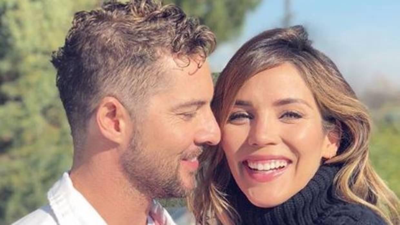 El romántico mensaje de Rosanna Zanetti a David Bisbal tras su compromiso