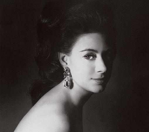 El polémico retrato de la princesa Margarita realizo por Antony Armstrong-Jones