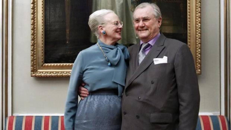 Empeora el estado de salud del Príncipe Enrique de Dinamarca