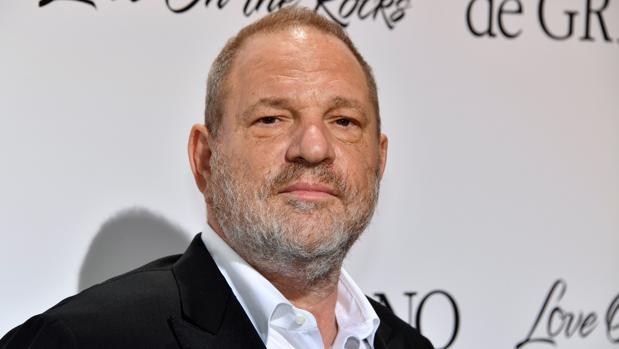 Harvey Weinstein, en mayo de 2017, durante el festival de cine de Cannes