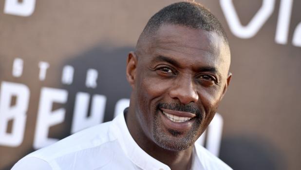 El actor Idris Elba
