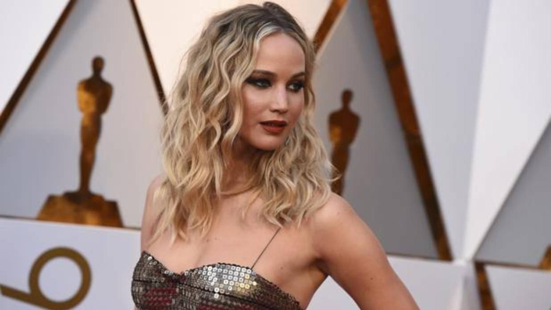 Jennifer Lawrence: «No mantengo relaciones porque tengo fobia a los gérmenes»