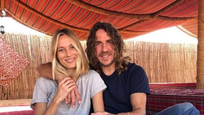Instagram carles puyol y vanesa lorenzo boda a la vista for Instagram vanesa lorenzo