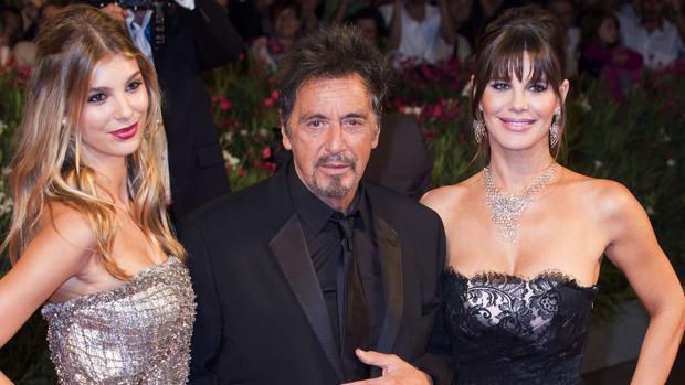 Al Pacino, el nuevo «suegro» de Leonardo DiCaprio