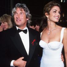 El galán estuvo casado con Cindy Crawford en los 90