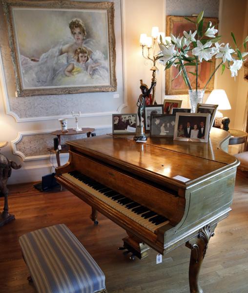 Piano Stenway de 1927, vendido por 19.500 euros