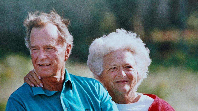 La emotiva carta de amor de George Bush padre a Barbara que se ha hecho viral