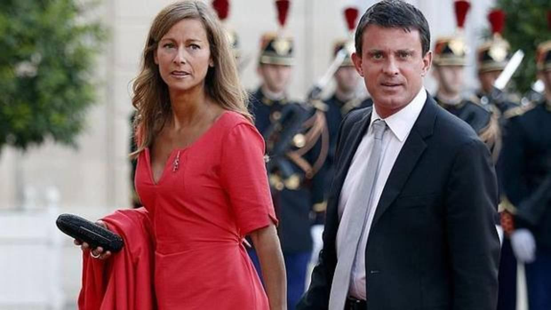 Manuel Valls y Anne Gravoin se separan