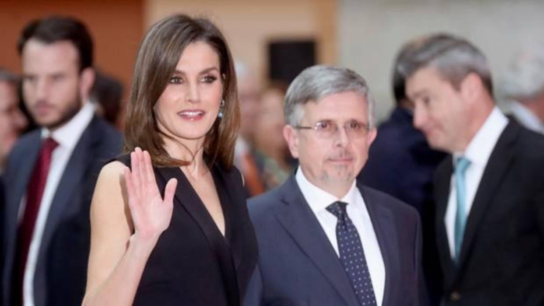 La prensa internacional alaba el último «look» de la Reina Letizia