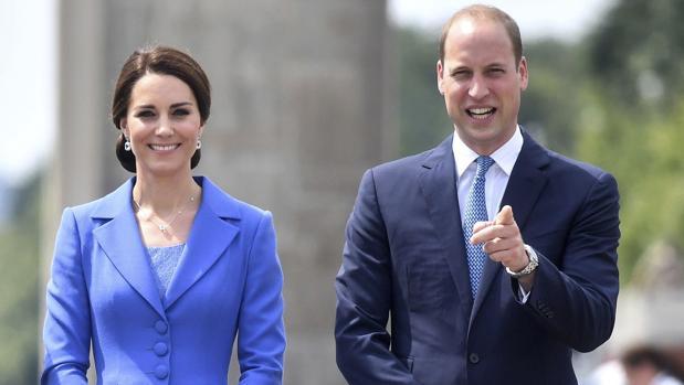 74c45b3eb3 Las casas de apuestas creen que el hijo de los duques de Cambridge ...