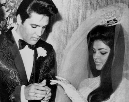 la mafia, la prensa y priscilla: la boda de ocho minutos de elvis