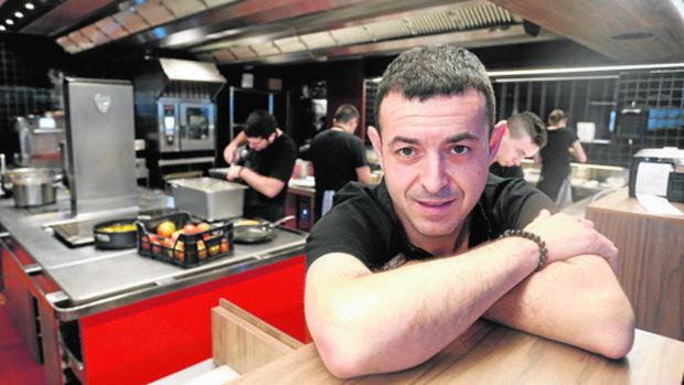 Ricard Camarena elabora una cocina de profundas raíces valencianas, de sabores nítidos
