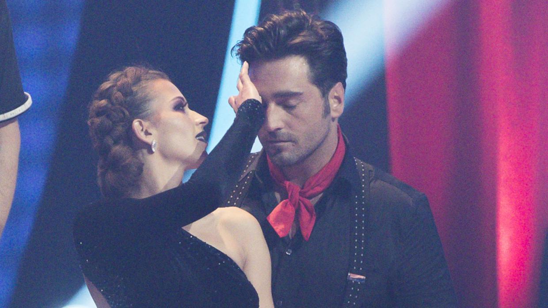 Bailando con las estrellas»: David Bustamante aprovecha el concurso ...